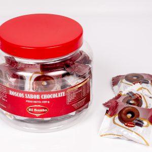 Bote Rosco sabor Chocolate 500