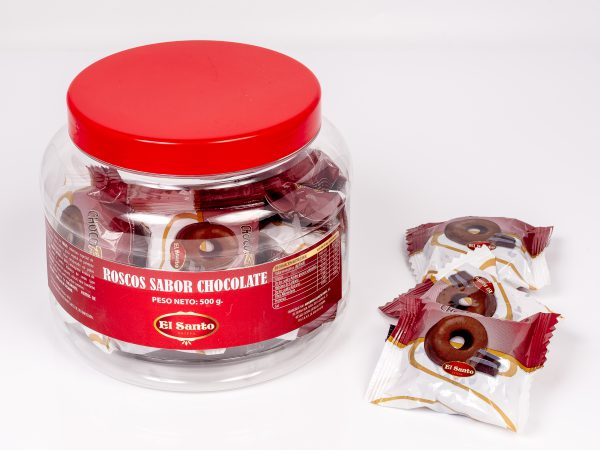 Bote Rosco sabor Chocolate 500