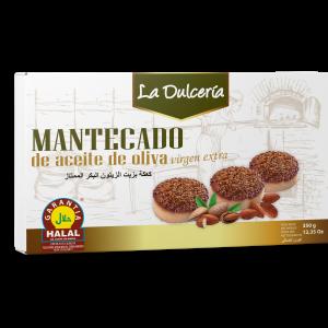 Estuche Mantecado Aceite Halal
