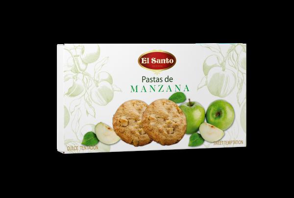Estuche Pastas Manzana