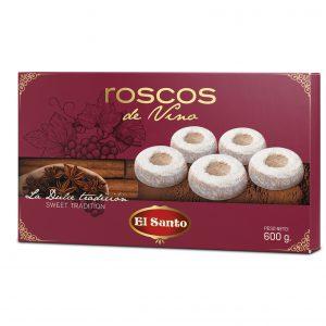 Estuche Roscos Vino 600