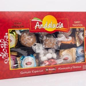 Estuche Surtido Especial Andalucia 600