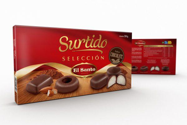 Estuche Surtido Sabor Chocolate 350