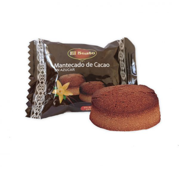 mantecado cacao sin azucar